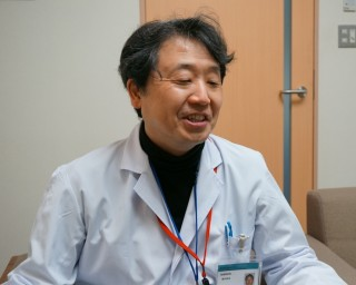 이식 수술을 직접 집도한 구리모토 야쓰오 안과 총괄부장 - 고베=이우상 기자 idol@donga.com 제공
